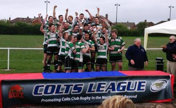 Lymm Crowned Cock-o-the-North U19 Champions...