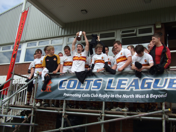 Cock-o-the-North Vase Winners - Huddersfield...