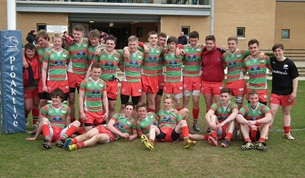 Warrington Colts - Victorious @ Castle Park...